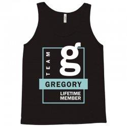 Team Gregory Lifetime Member Tank Top | Artistshot