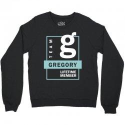 Team Gregory Lifetime Member Crewneck Sweatshirt | Artistshot