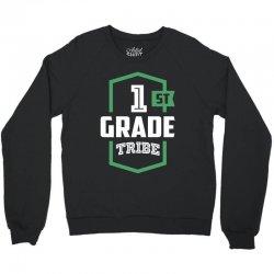 1st Grade Tribe Crewneck Sweatshirt | Artistshot