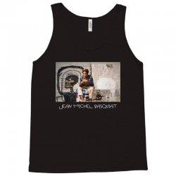 jean michel basquiat for dark Tank Top   Artistshot