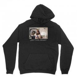 jean michel basquiat for dark Unisex Hoodie   Artistshot
