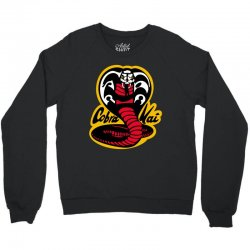 Cobra Karate Crewneck Sweatshirt   Artistshot