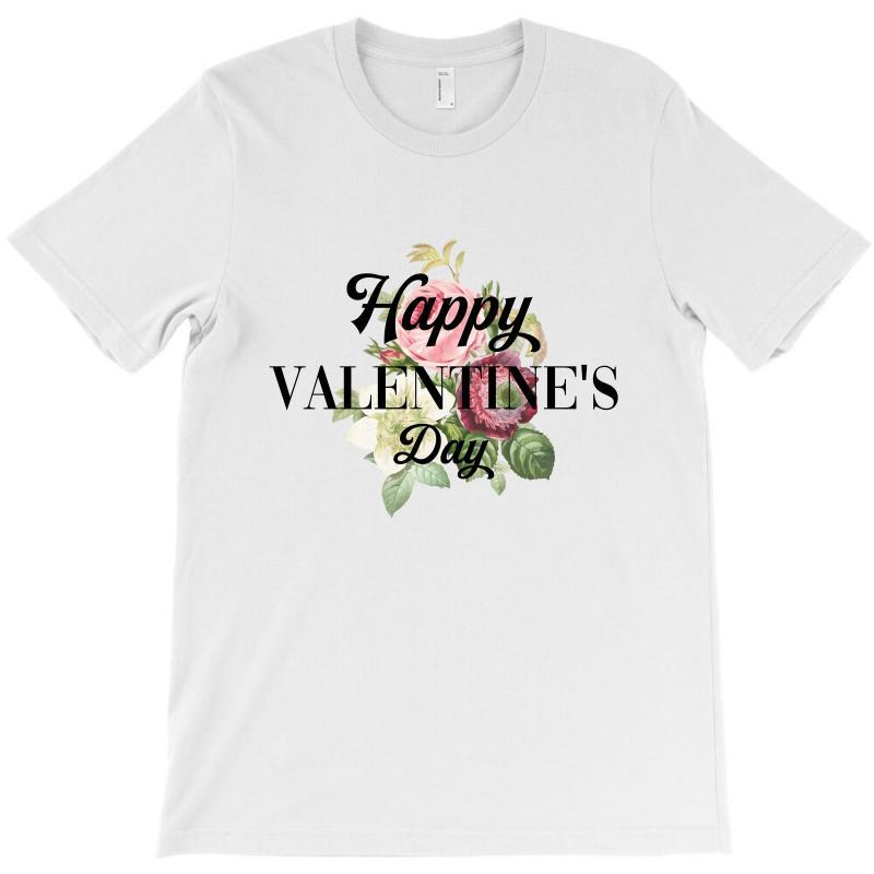 Happy Valentine's Day For Light T-shirt   Artistshot