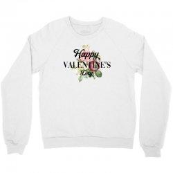 happy valentine's day for light Crewneck Sweatshirt   Artistshot