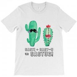 cactus couple for light T-Shirt | Artistshot