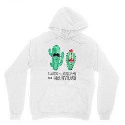 cactus couple for light Unisex Hoodie | Artistshot