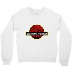 infinite cycles Crewneck Sweatshirt | Artistshot