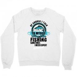 fishing Crewneck Sweatshirt | Artistshot