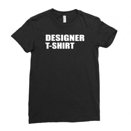 Designer Ladies Fitted T-shirt Designed By Lub1s