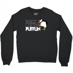 Everyday I'm Pufflin Crewneck Sweatshirt | Artistshot