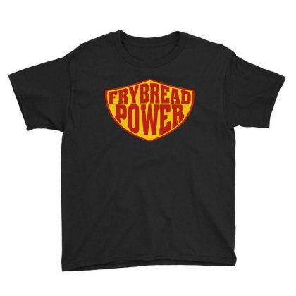 Frybread Power Youth Tee Designed By Motleymind