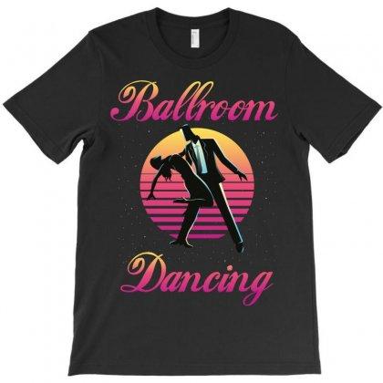 Ballroom Dancing T-shirt Designed By Wizarts