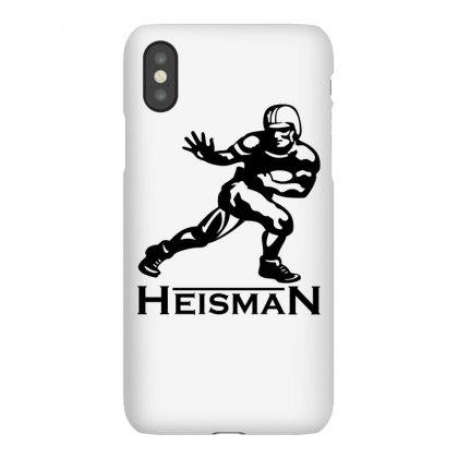 Heisman Iphonex Case Designed By Allentees