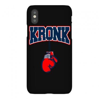 Kronk Gym Iphonex Case Designed By Parashiel