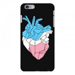 trans heart iPhone 6 Plus/6s Plus Case   Artistshot