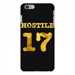 hostile 17 iPhone 6 Plus/6s Plus Case | Artistshot