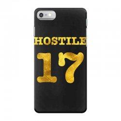 hostile 17 iPhone 7 Case | Artistshot
