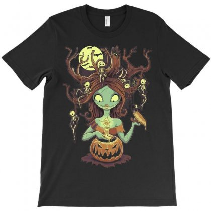 Knotty Nightmare T-shirt Designed By Sayasiti