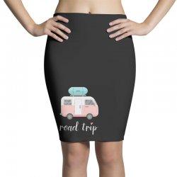 road trip Pencil Skirts | Artistshot