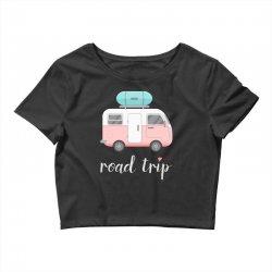 road trip Crop Top | Artistshot