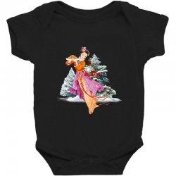 snow princess Baby Bodysuit   Artistshot