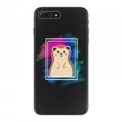 the spring hedgehog iPhone 7 Plus Case | Artistshot