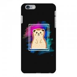the spring hedgehog iPhone 6 Plus/6s Plus Case | Artistshot