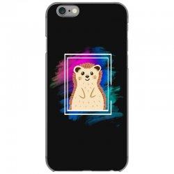 the spring hedgehog iPhone 6/6s Case | Artistshot