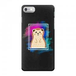 the spring hedgehog iPhone 7 Case | Artistshot
