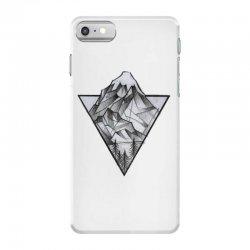 triangle mountain iPhone 7 Case | Artistshot