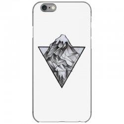 triangle mountain iPhone 6/6s Case | Artistshot
