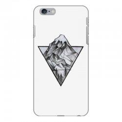 triangle mountain iPhone 6 Plus/6s Plus Case | Artistshot
