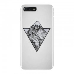 triangle mountain iPhone 7 Plus Case | Artistshot