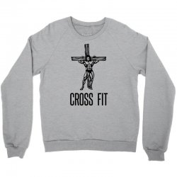 cross fit Crewneck Sweatshirt | Artistshot