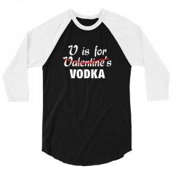 ps 1466 v vodka 3/4 Sleeve Shirt | Artistshot