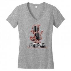 travel city Women's V-Neck T-Shirt   Artistshot