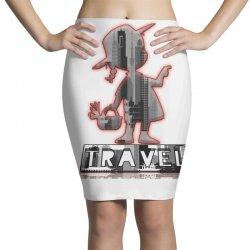 travel city Pencil Skirts   Artistshot