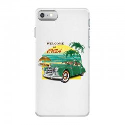 welcome to cuba iPhone 7 Case | Artistshot