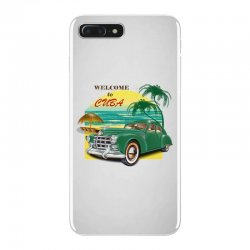 welcome to cuba iPhone 7 Plus Case | Artistshot