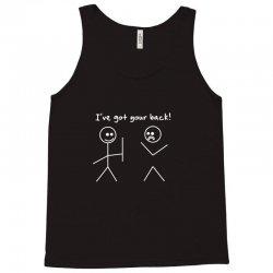 i got your back t shirt Tank Top   Artistshot