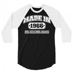 made 1966 3/4 Sleeve Shirt   Artistshot