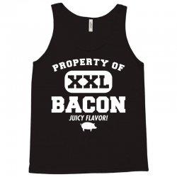property bacon Tank Top   Artistshot