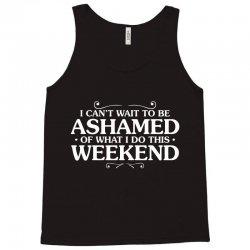 be ashamed Tank Top | Artistshot