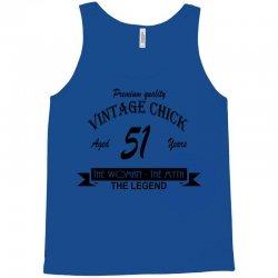 wintage chick 51 Tank Top | Artistshot