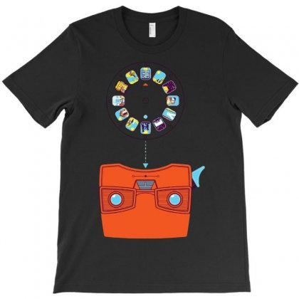 View Master T-shirt Designed By Sayasiti