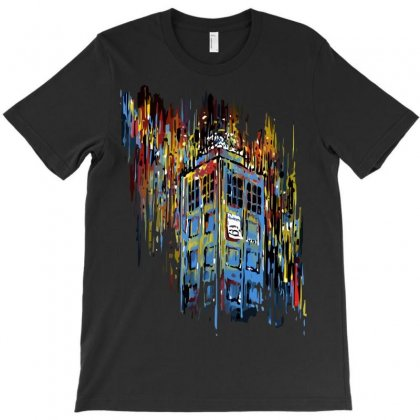 Traveling Impression T-shirt Designed By Sayasiti