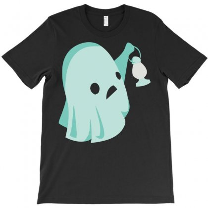 Spooked! T-shirt Designed By Sayasiti