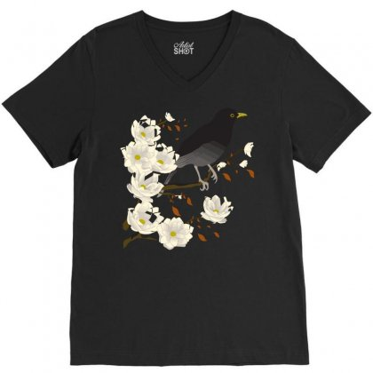 Branch Manager V-neck Tee Designed By Setia15ginting