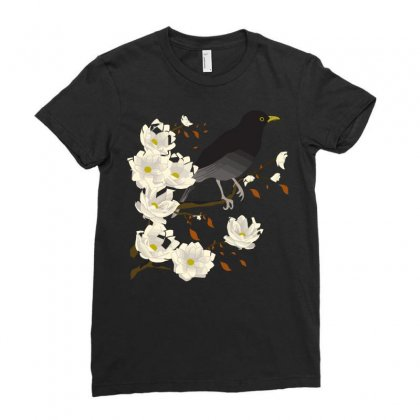 Branch Manager Ladies Fitted T-shirt Designed By Setia15ginting