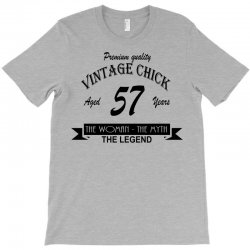 wintage chick 57 T-Shirt | Artistshot